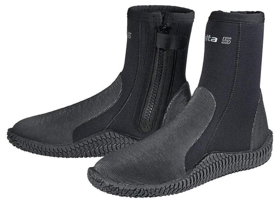 Delta Boot 5 mm - Black