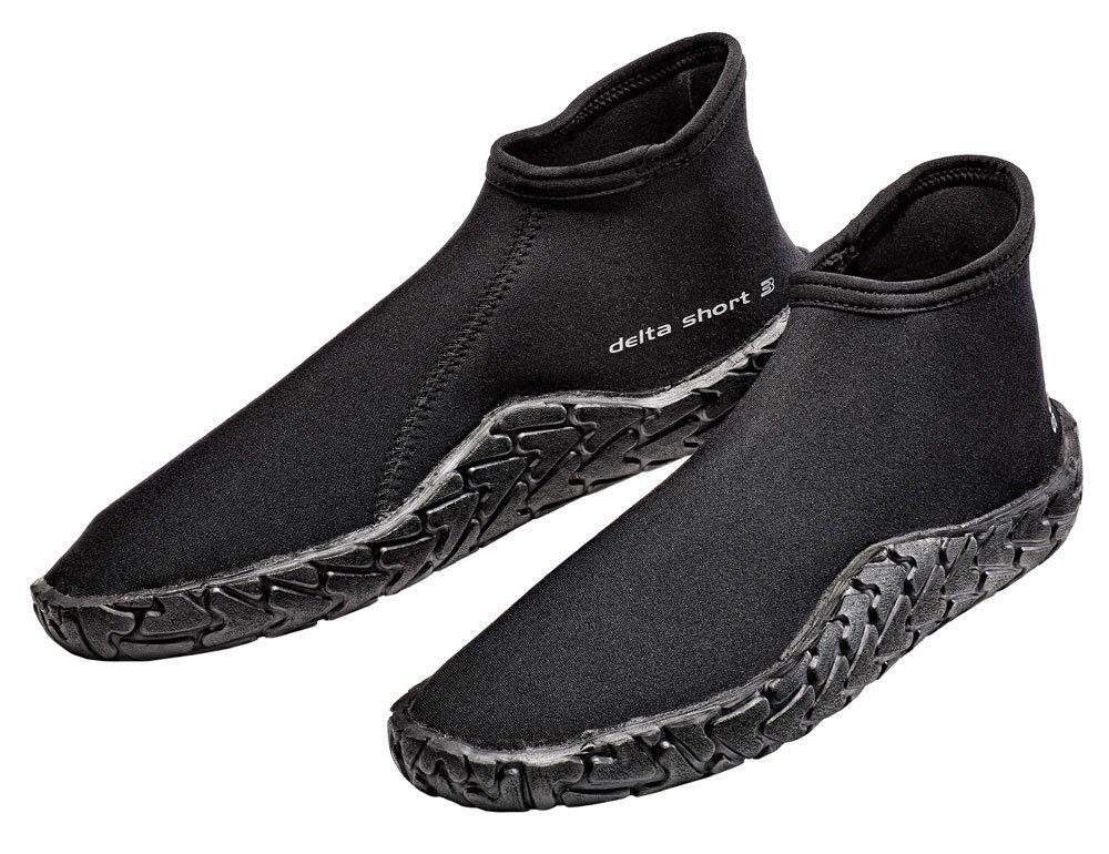 Delta Short Boot 3 mm - Black