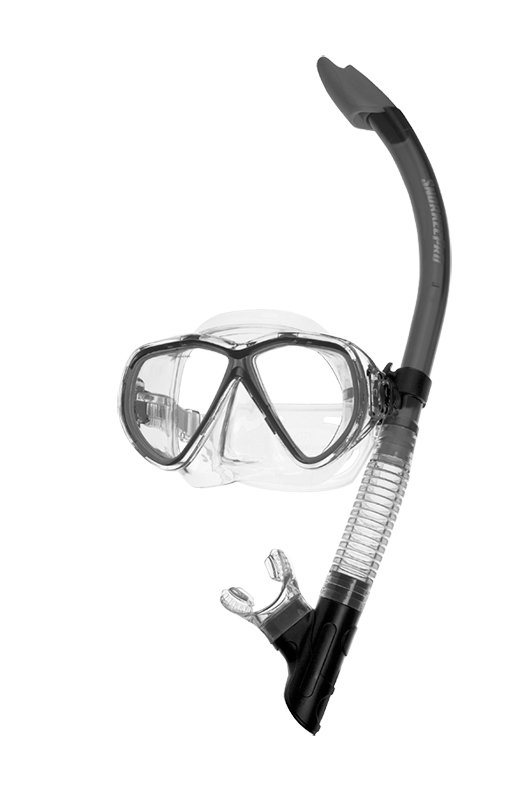 Currents Mask Snorkel Combo