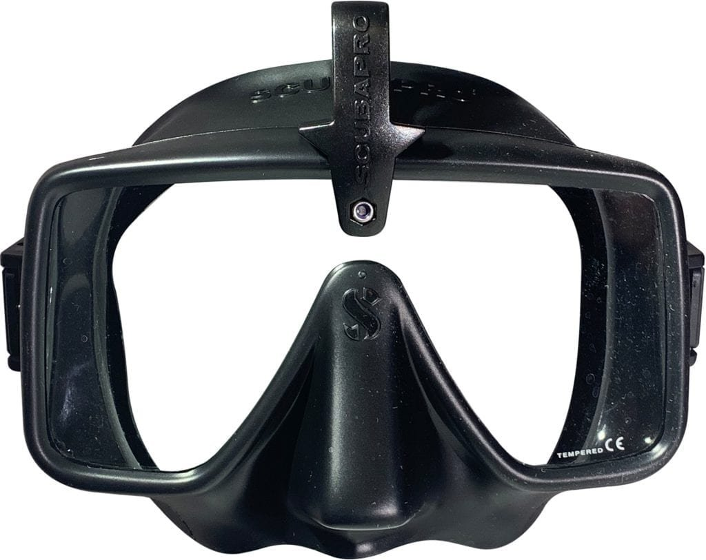 Frameless HUD Mask