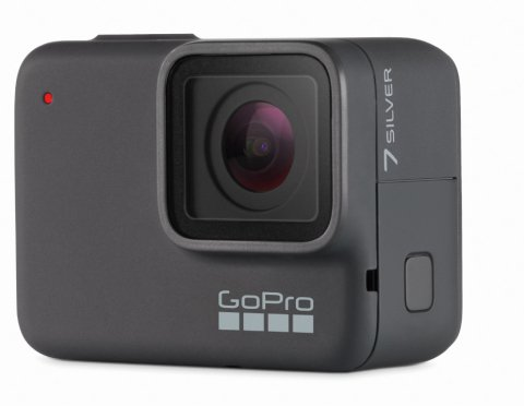 GoPro Hero7 Silver w/ Free SD Card