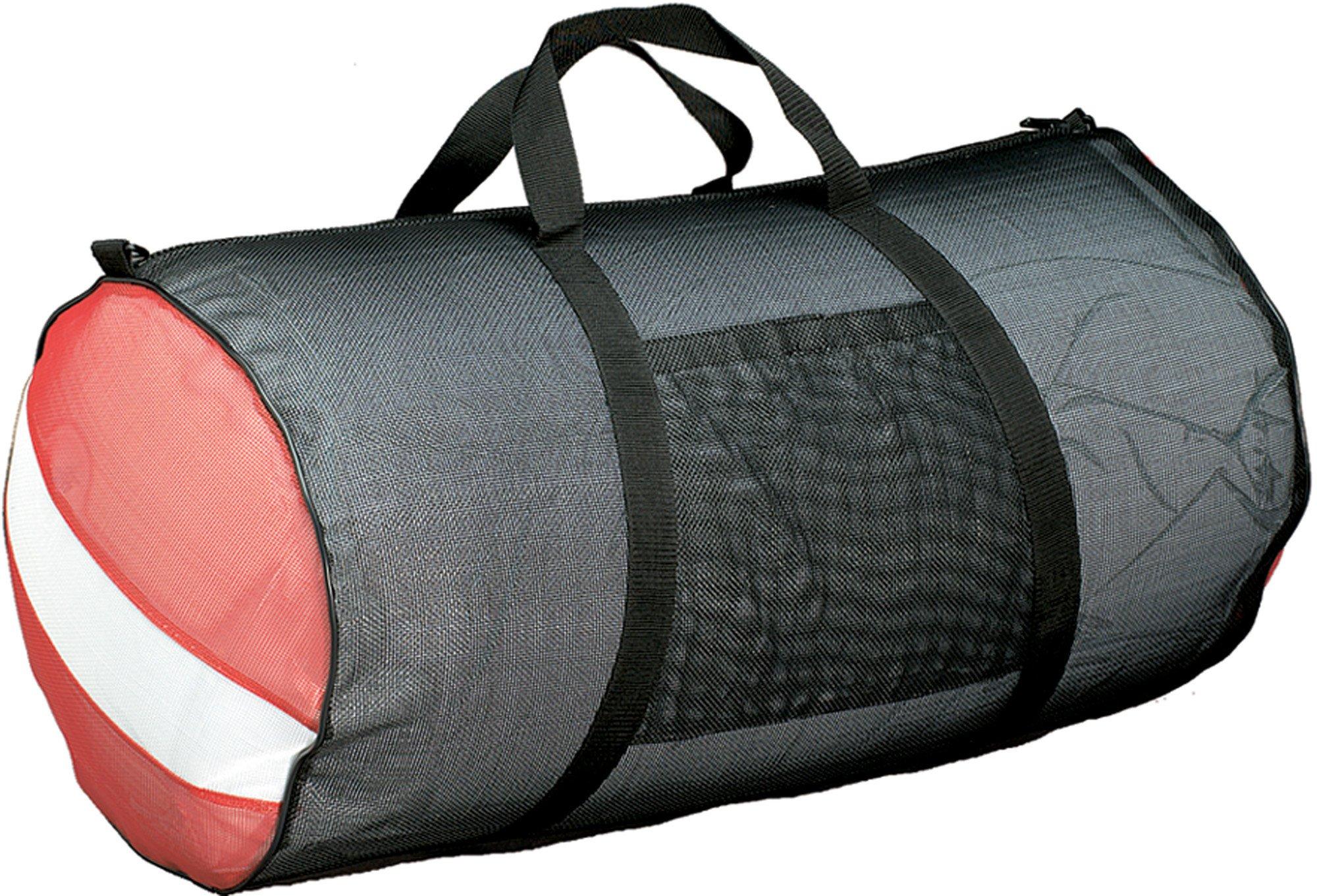 Heavy-Duty Mesh Diver's Bag
