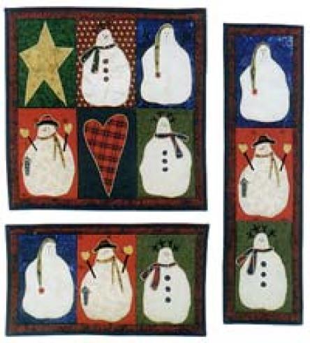 #405: Fat Snowmen