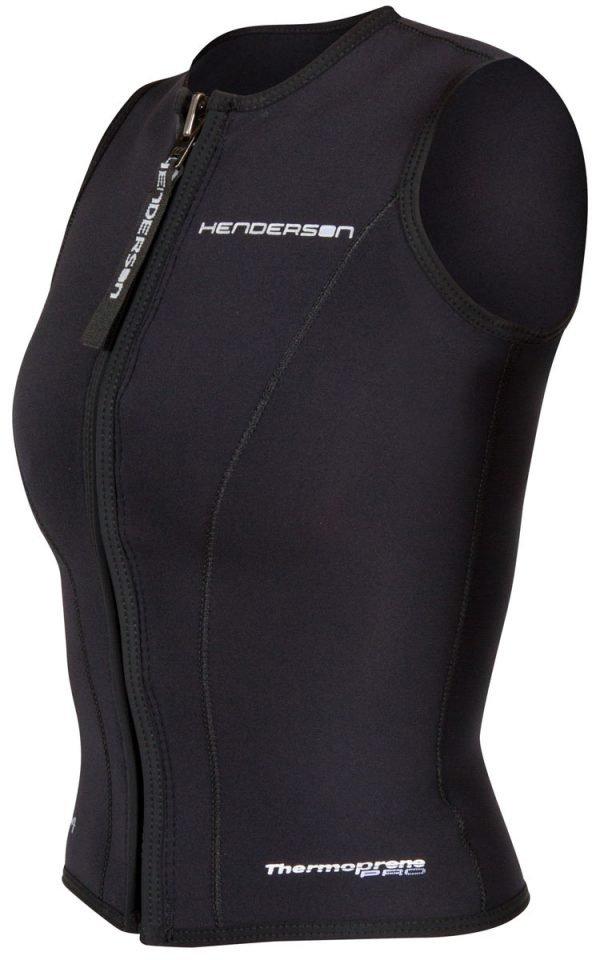 Thermoprene Pro Vest -  Ladies 3mm