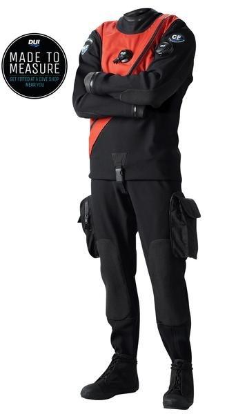 DUI CF 200X Custom Dry Suit