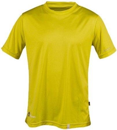Supreme SS UV Shirt Yellow