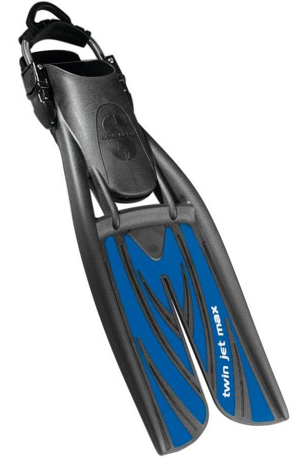 Twin Jet Max Black/Blue
