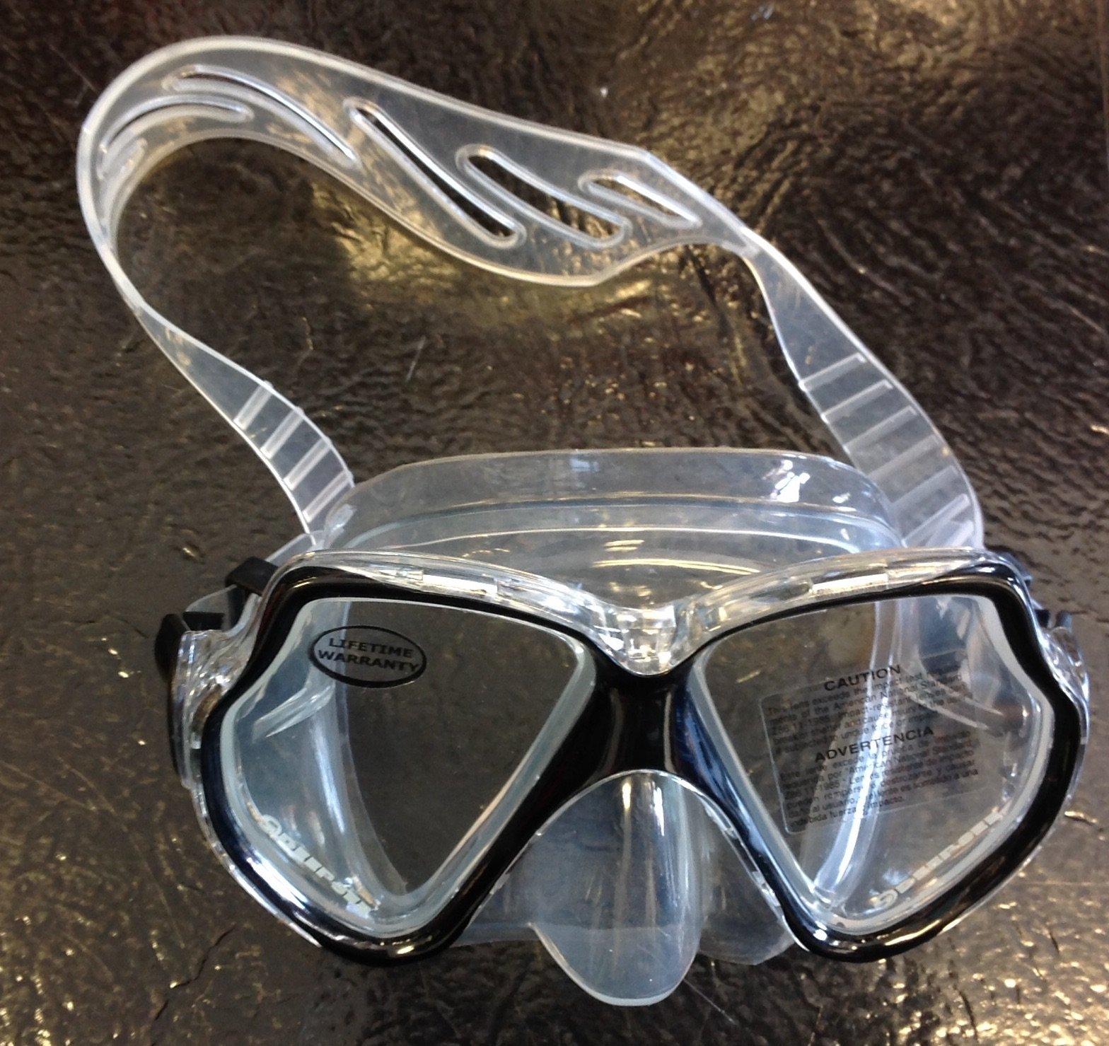 Mask, Mistique 2 Lens Black