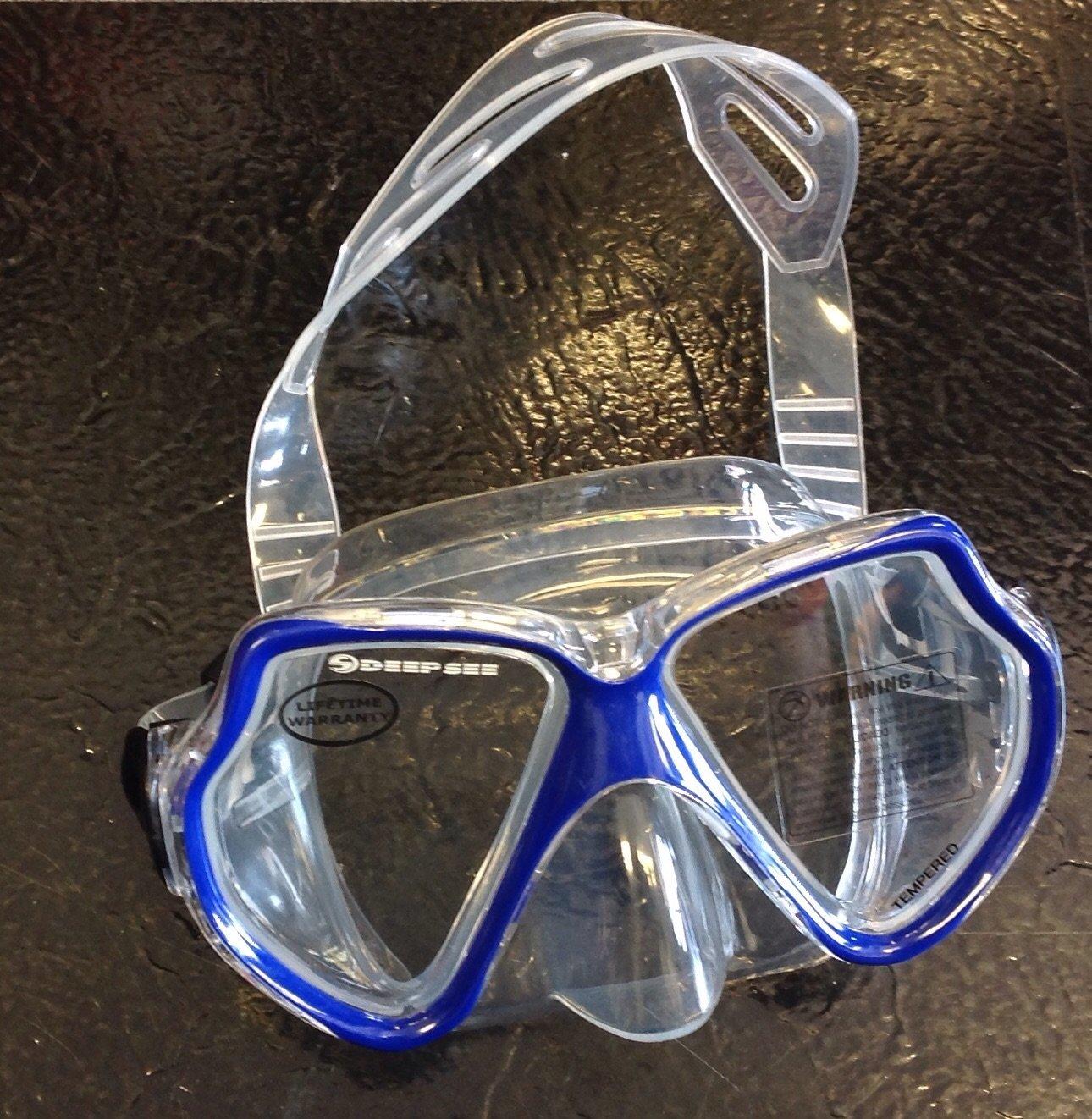 Mask, Mistique 2 Lens Blue