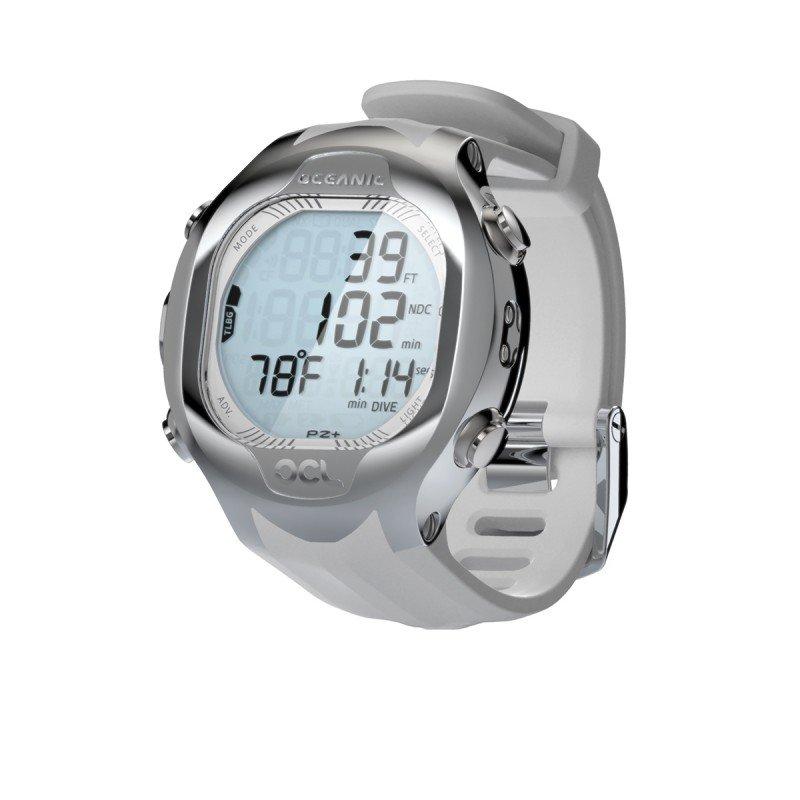 OCL Wristwatch, white/sea foam, w/o USB