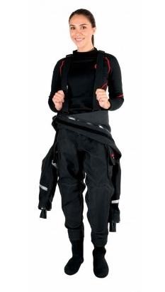 DX-300X w/Neoprene Socks - L