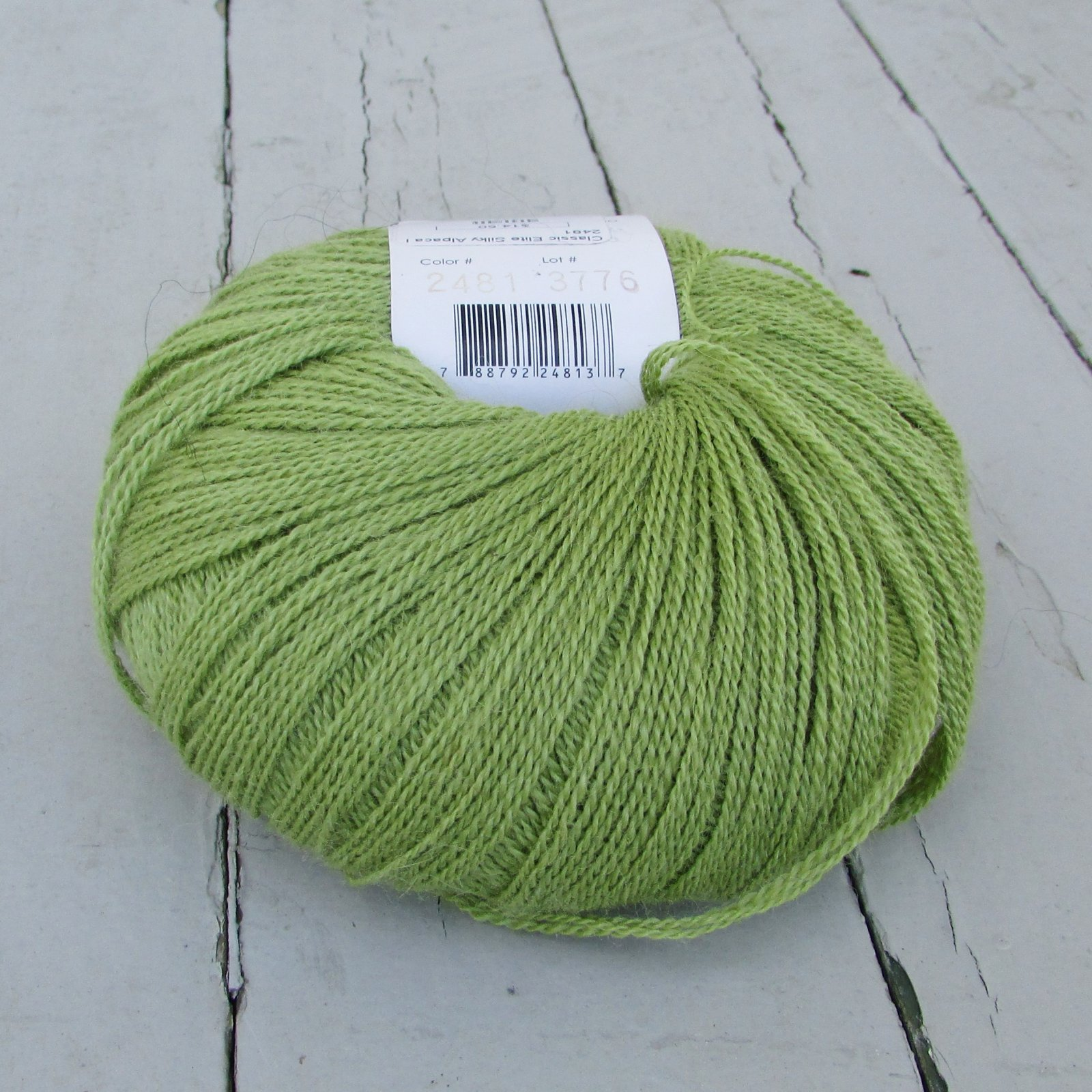 Classic Elite Yarns Silky Alpaca Lace