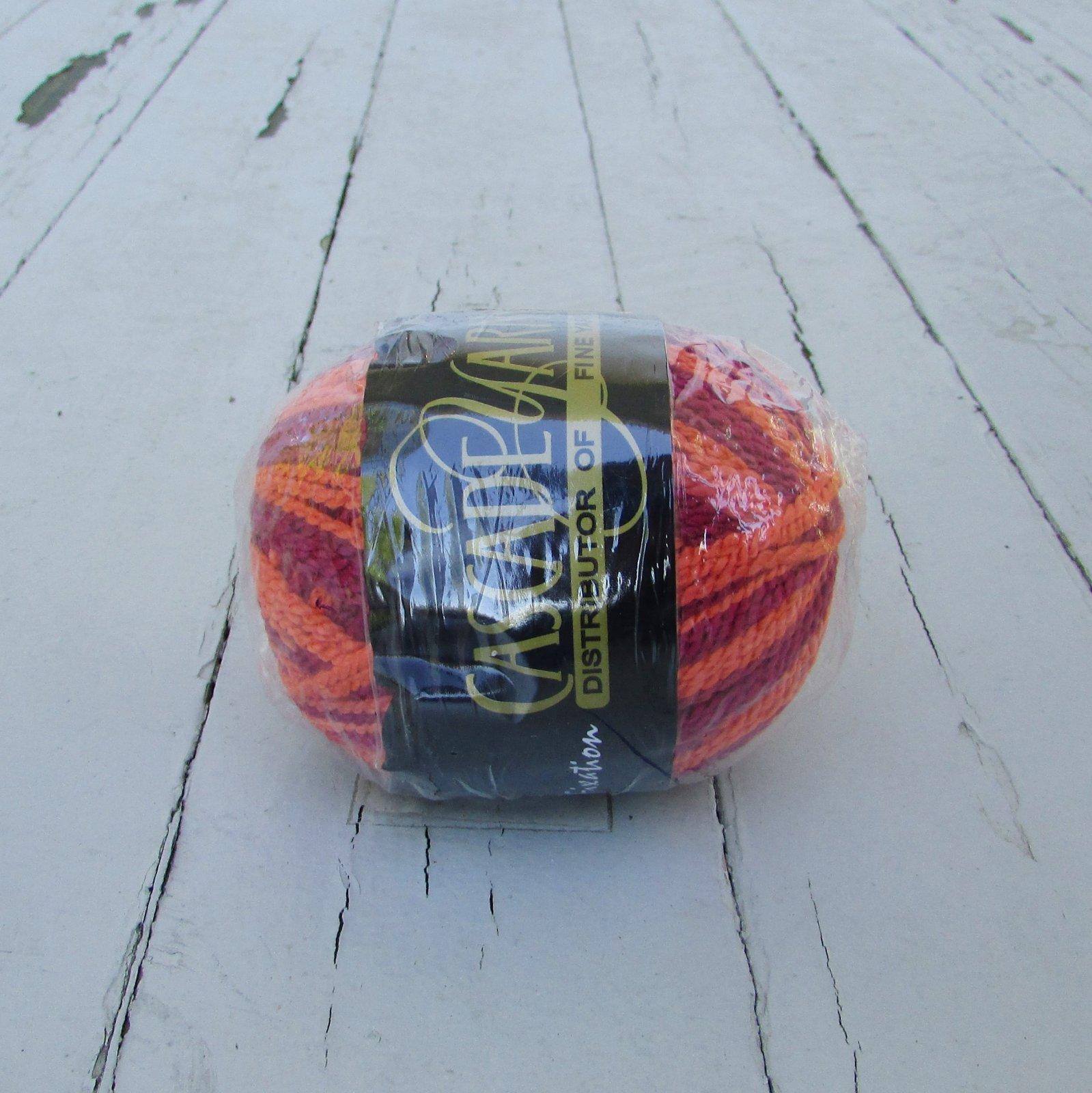 Cascade Fixation Spray Dyed