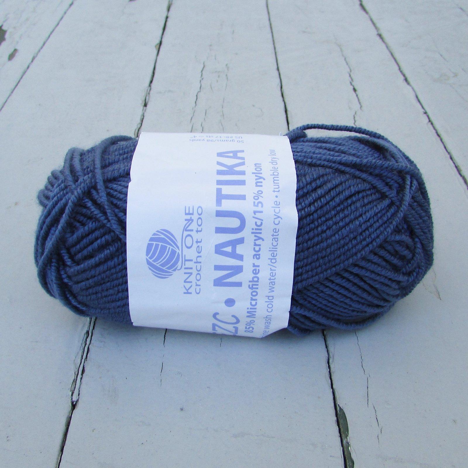 Knit One Crochet Too Nautika