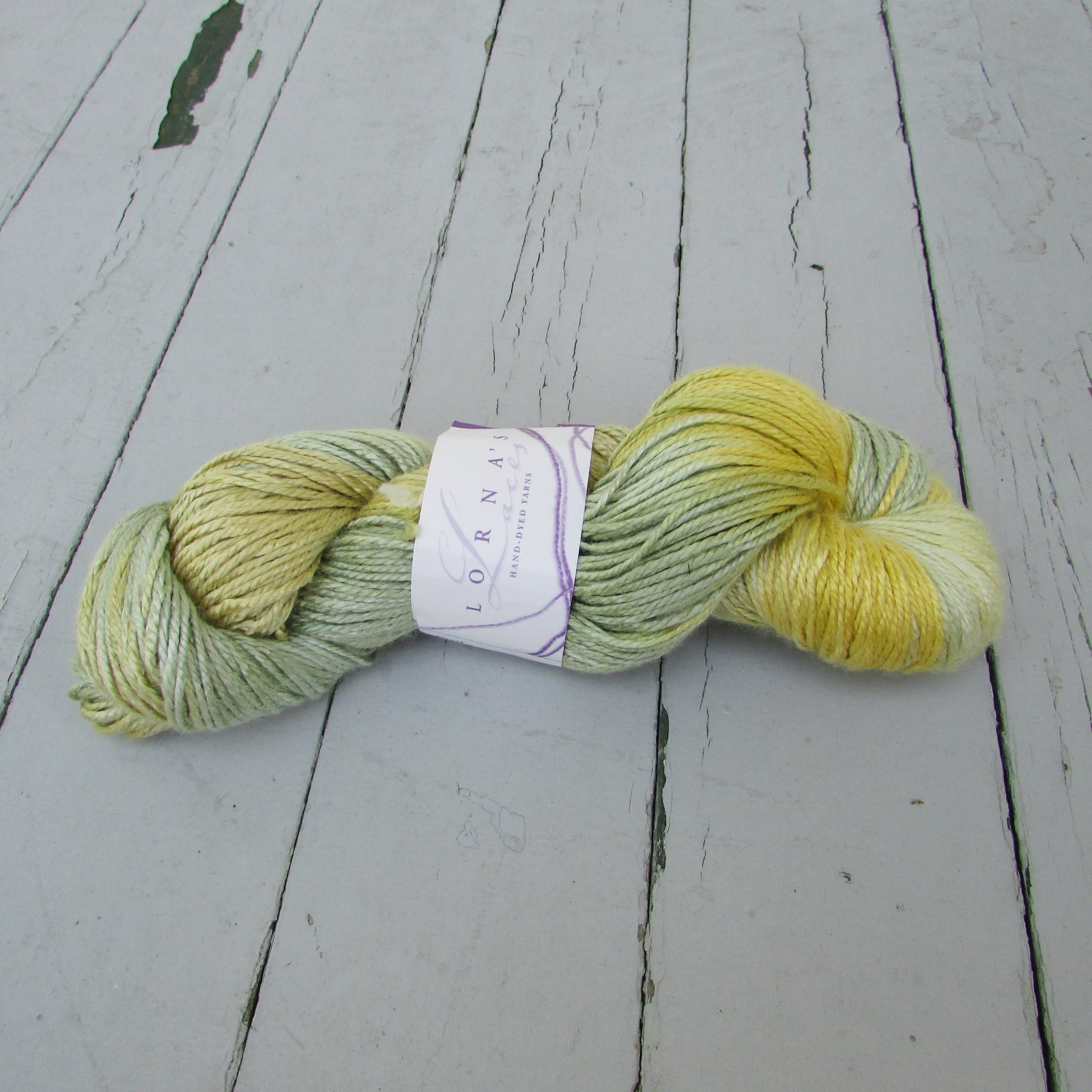 Lorna's Laces Pearl