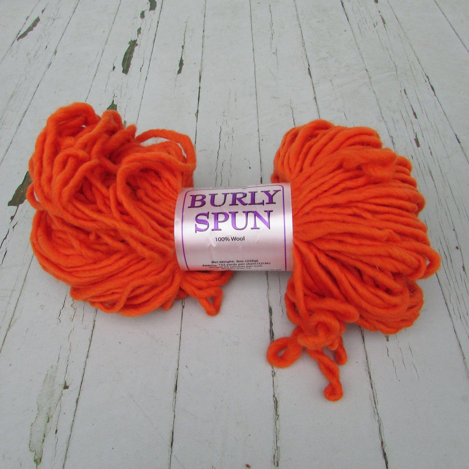 Brown Sheep Burly Spun