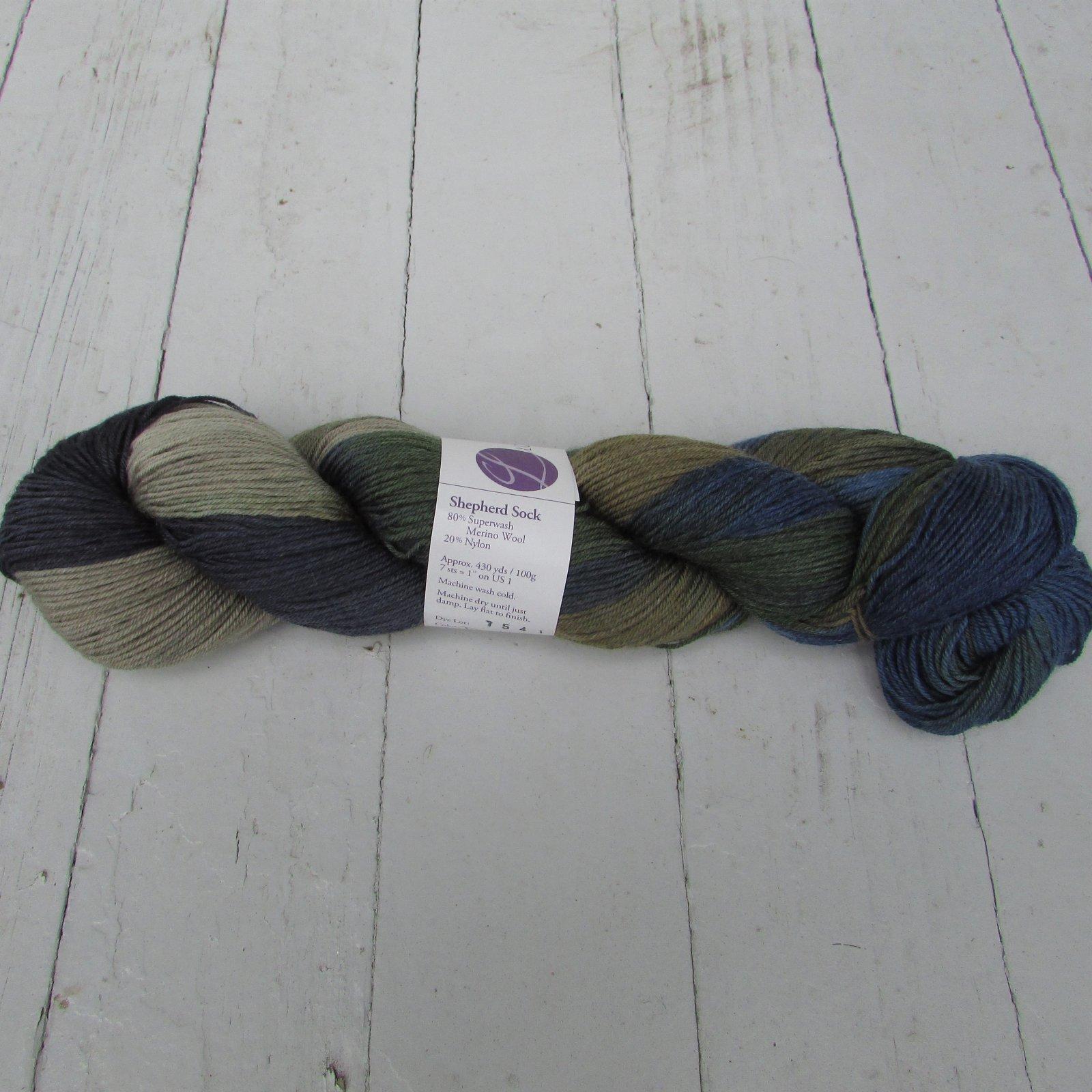 Lorna's Laces Shepherd Sock