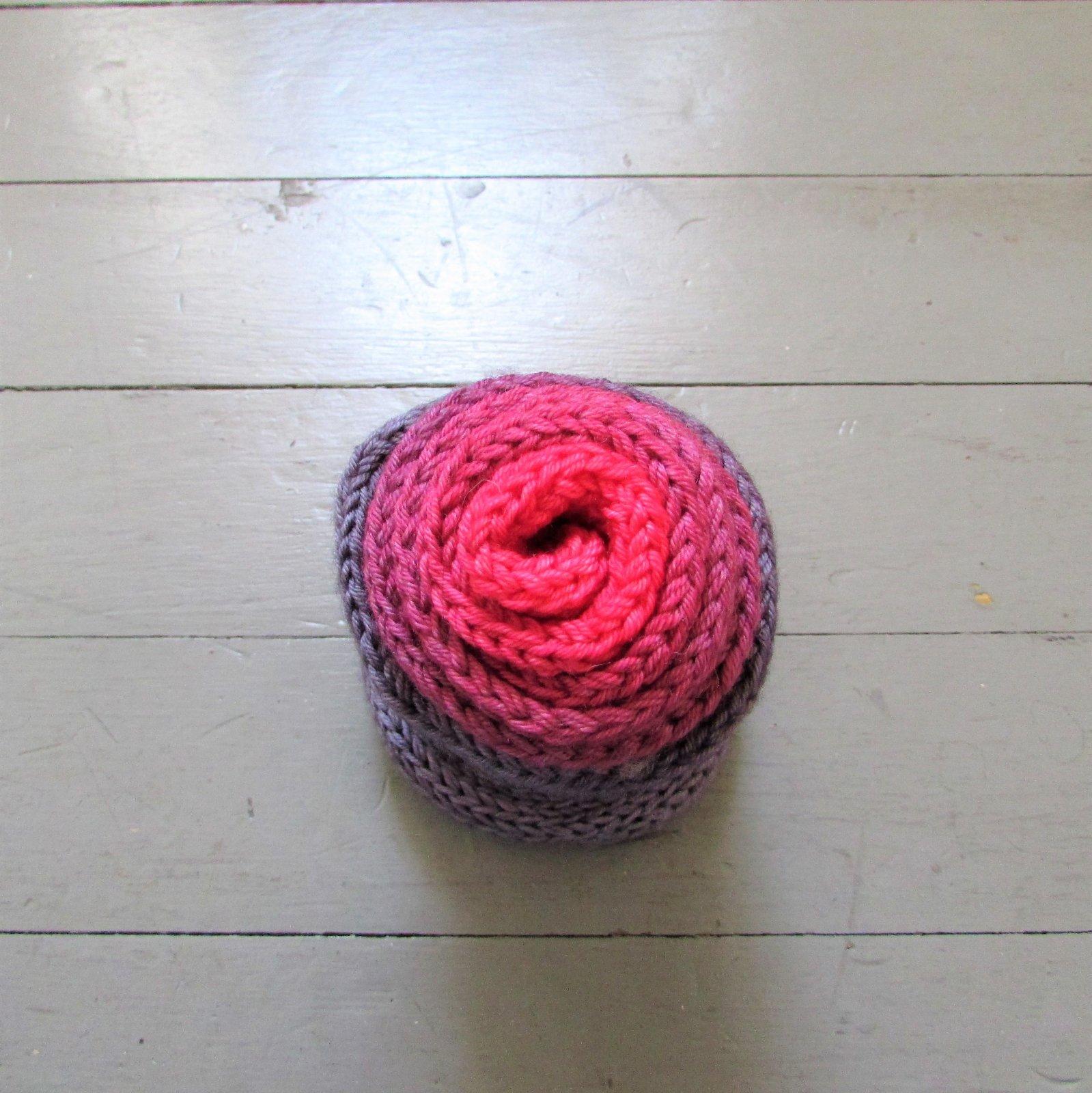 Alexandra 's Double Knit Sister