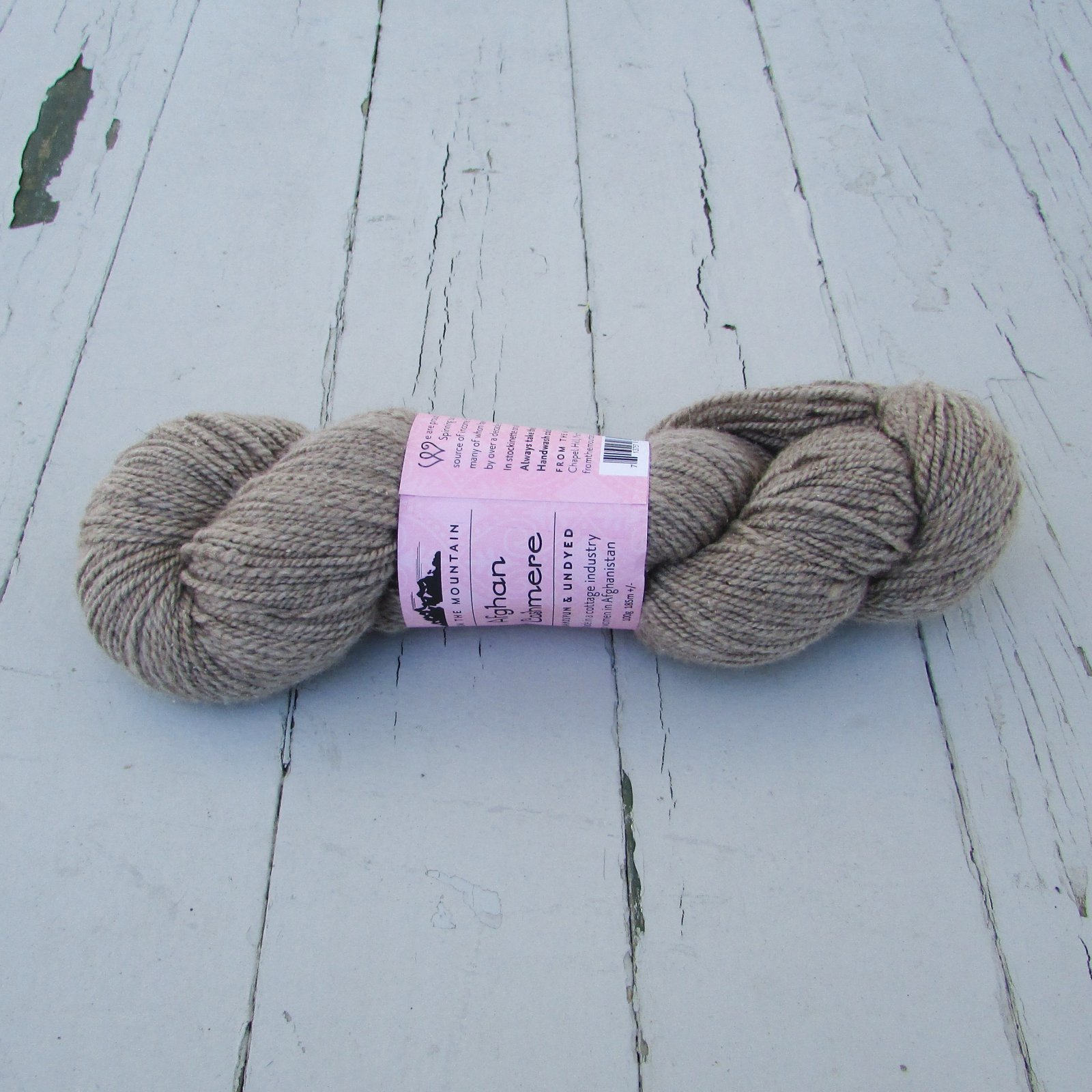 From the Mountain Handspun Cashmere