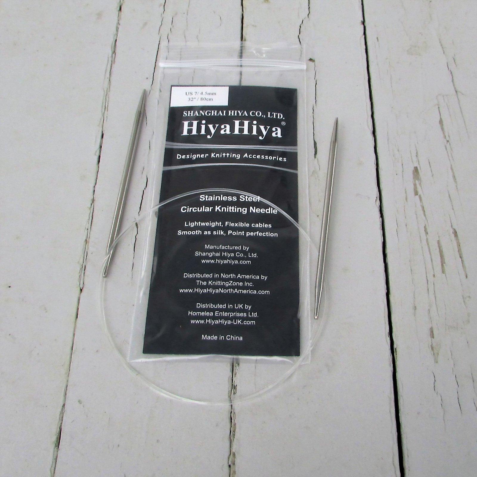 HiyaHiya Standard Stainless Steel 32 Circular Needle