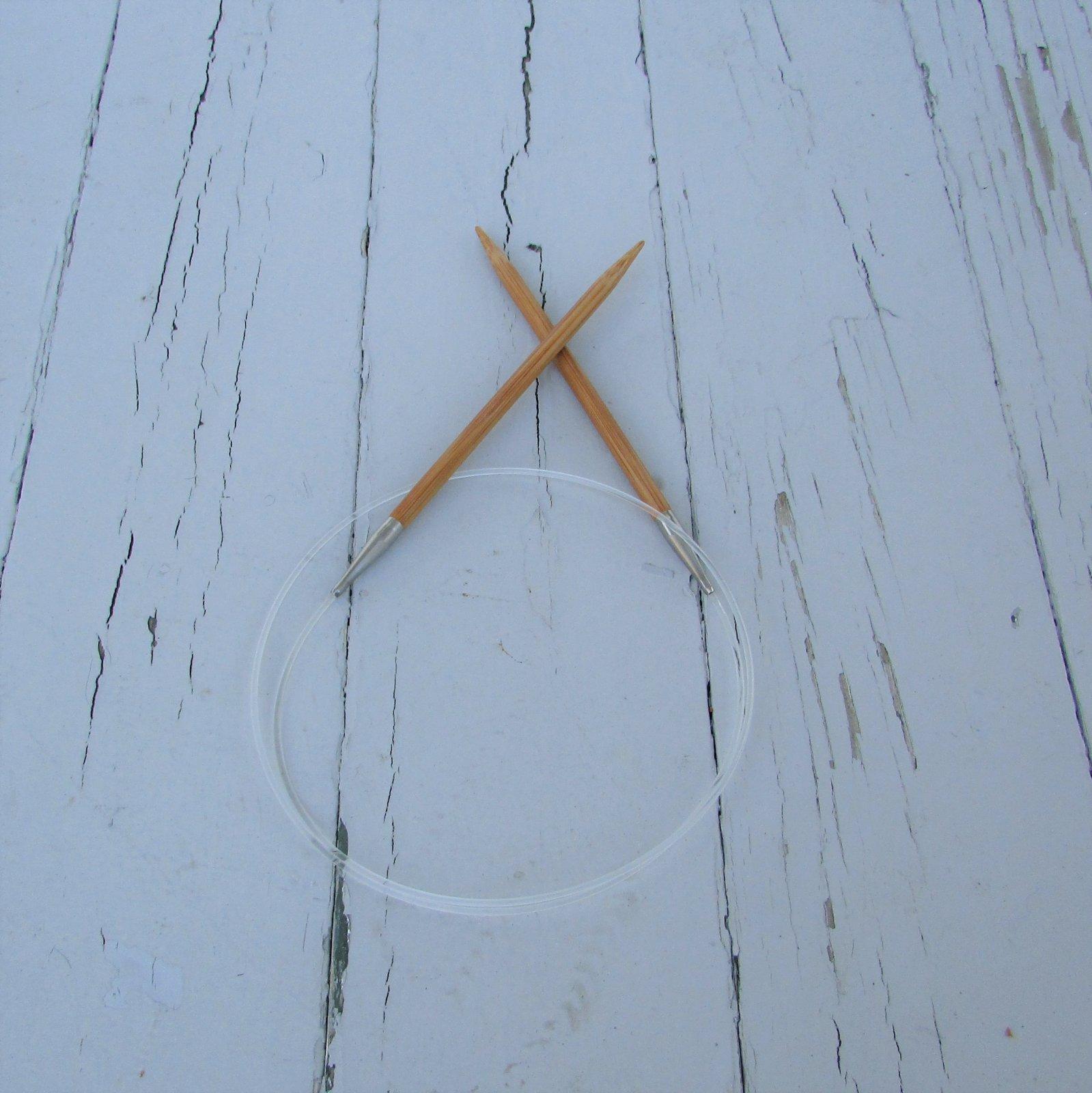 HiyaHiya Bamboo 32 Circular Needle