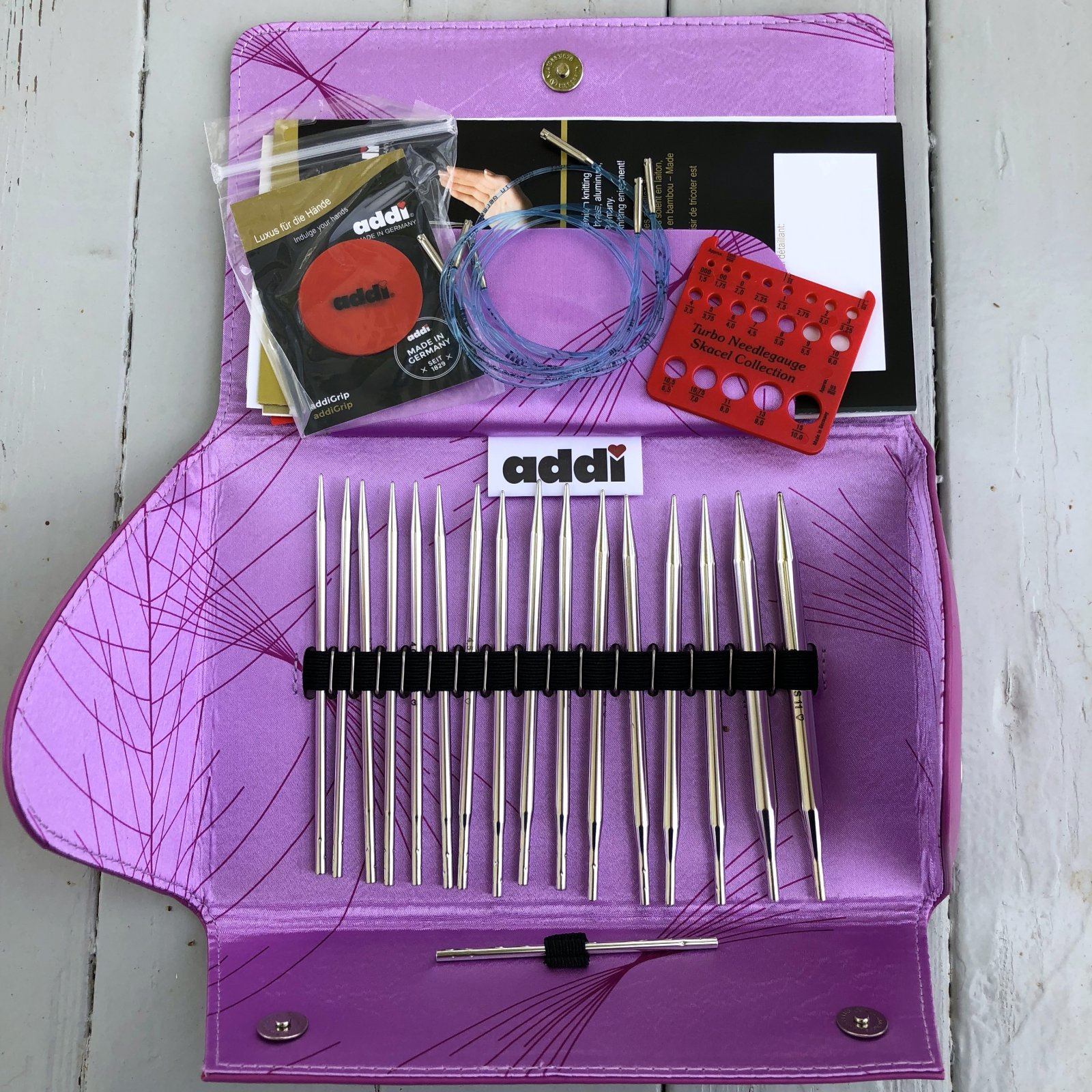 Addi Click Rockets Interchangeable Set