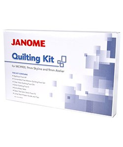 Janome - Crafting and Home Decor Kit