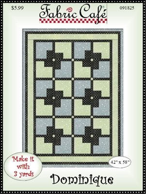 Fabric Cafe 3 yards Quilt Pattern