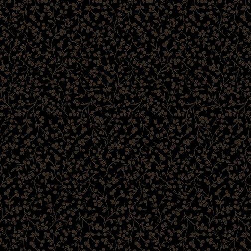 Kanvas Studio - Domino Effect - Berry & Vine Mini Black/Black