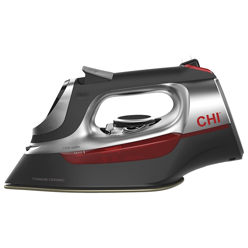 CHI - Electronic Iron with retractable Cord