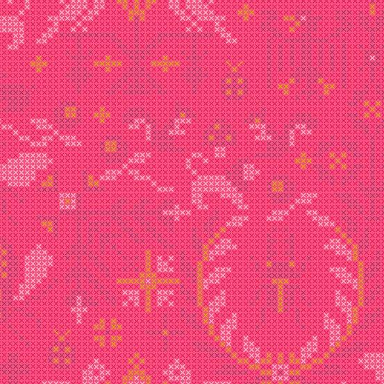 Andover Fabrics - Alison Glass - Sun Print 2020 - Menagerie