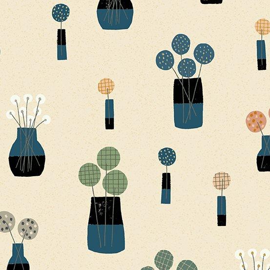 Andover Fabrics - Sarah Golden - Perennial - Bouquet