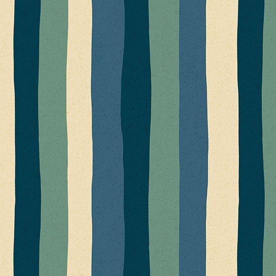 Andover Fabrics - Sarah Golden - Perennial - Stripes