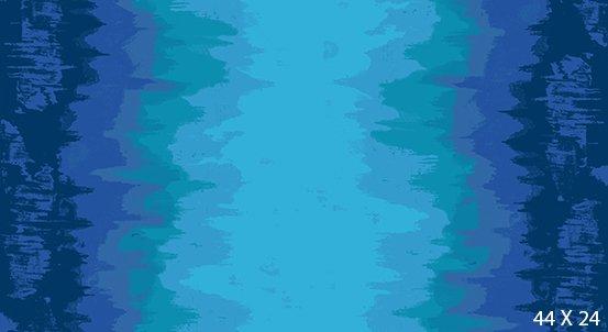 Andover Fabrics - Giucy Giuce - Inferno - Chill