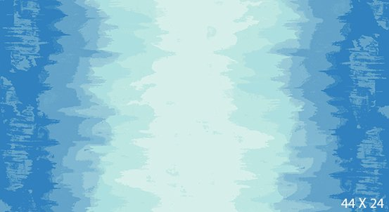 Andover Fabrics - Giucy Giuce - Inferno - Arctic