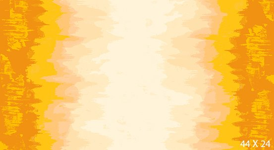 Andover Fabrics - Giucy Giuce - Inferno - Peachy Keen
