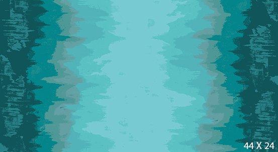 Andover Fabrics - Giucy Giuce - Inferno - Jade