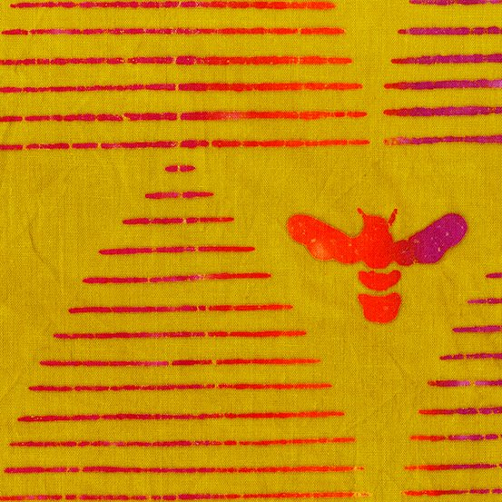 Andover Fabrics - Alison Glass - Stitched - Hive