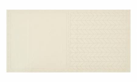 Cosmo Sashiko Cotton & Linen Precut Fabric - Herringbone