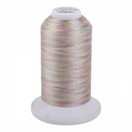 Aurifil Longarm Polyester 40wt Variegated Thread 3300yds