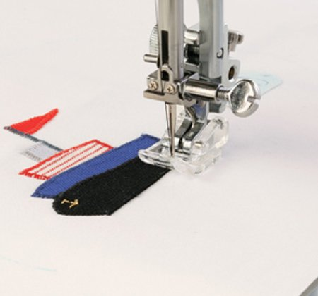 Janome - Applique Foot--for Horizontal Rotary Hook Models