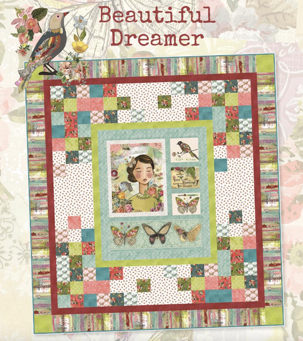 Beautiful Dreamer - Kelly Rae Roberts for Soul Shine & Daydreams