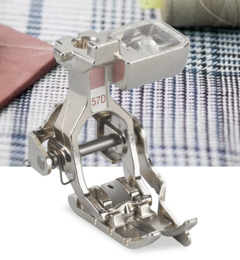 Bernina Patchwork Foot with Guide #57D