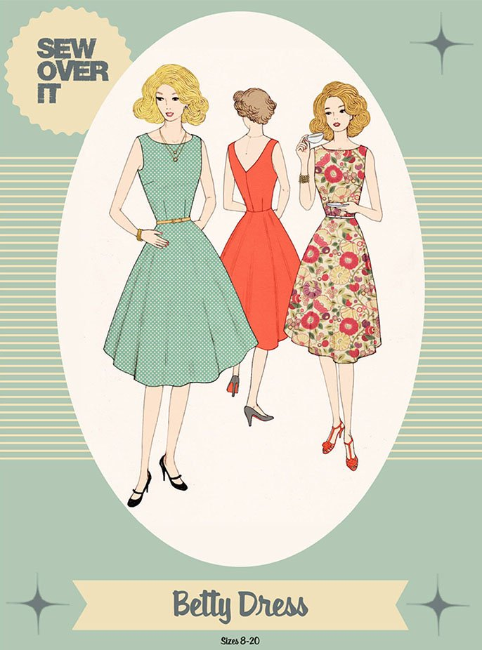 Sew Over It - Betty Dress