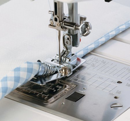 Janome - Binder Foot--for Horizontal Rotary Hook Models