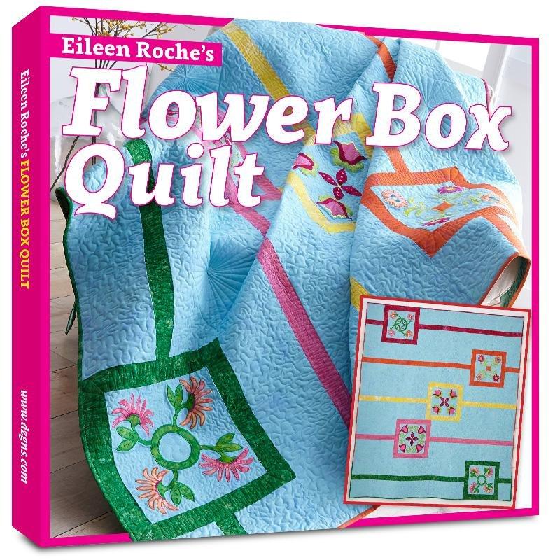 Dime - Eileen Roche?s Flower Box Quilt