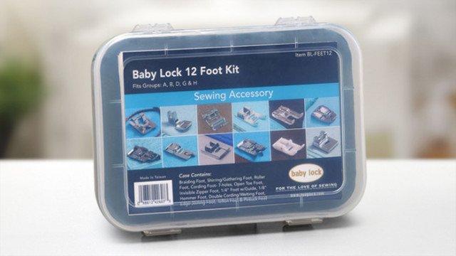 Babylock 12 Foot Kit