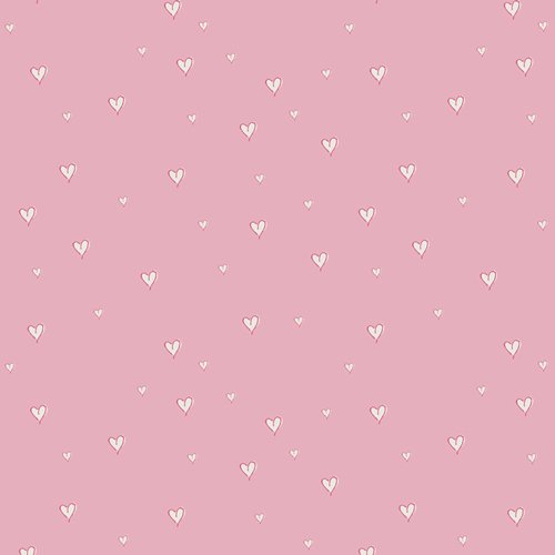 Live Art Gallery Fabrics - Daydream - Girl at Heart