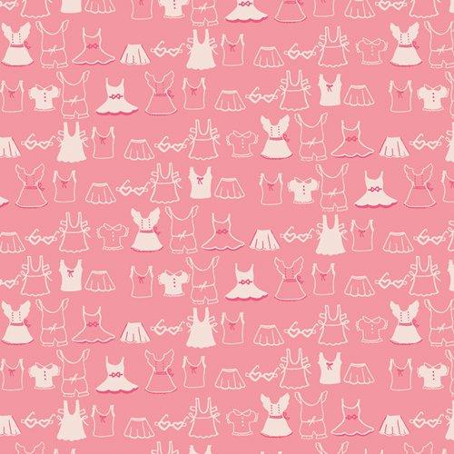 Live Art Gallery Fabrics - Daydream - Playing Dress Up