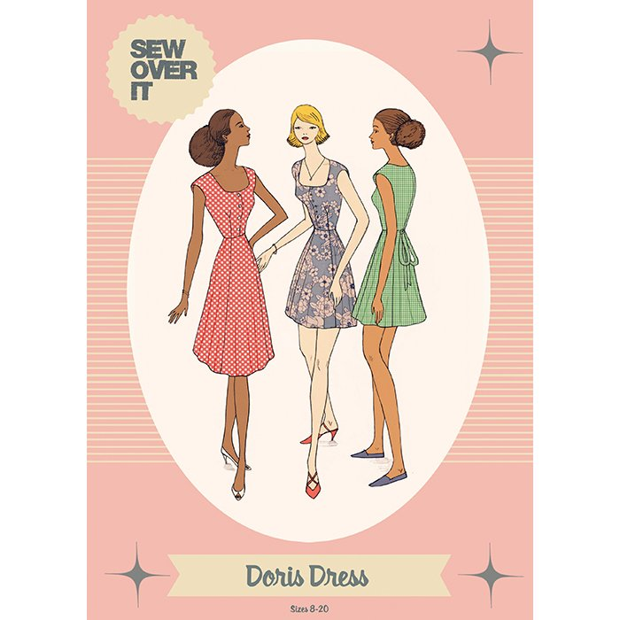 Sew Over It - Doris Dress